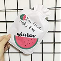 Nikgic Halbe Wassermelone Wärmflasche Warmer Wärmflasche Mini Wärmflascheno Kinderwärmflasche Abnehmbar und waschbar... preisvergleich bei billige-tabletten.eu