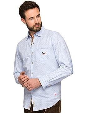 Michaelax-Fashion-Trade Stockerpoint - Herren Trachtenhemd, Jesse