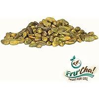 10 Jahre Fru'Cha! - BIO Pistazien/Pistazienkerne, grün, mit Haut, 100% Natur - 250g - zum Jubiläumspreis