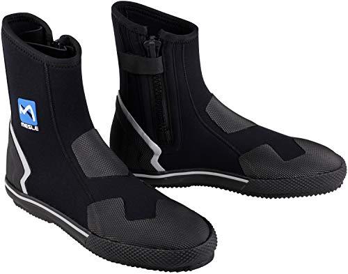 MESLE Neoprenschuhe Maris 5 mm, schwarz, Schuhgröße EU:42/43