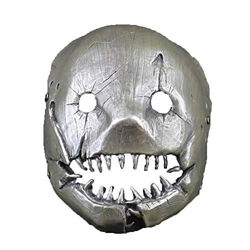 LXIANGP Maske Clip Metzger Maske Cos Dawn Killer Kaiser Halloween Film und Fernsehen Animation Spiel Requisiten