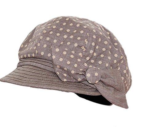 ACVIP Cappello da Strillone di Cotone Cappello