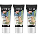 PetPäl Hunde Leberwurst in der Tube Leckerli TuboSnack Premium – 3er Pack | Leckerlie getreidefrei für den Hund - Auch für Welpen | Natürlicher Hundeleckerli Snack - Made in Germany