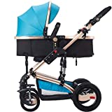 Carriage Kinderwagen, Kinder/Kinderwagen, Kinderwagen, Vierrad Kollision/Klapp / Liegerad Kinderwagen