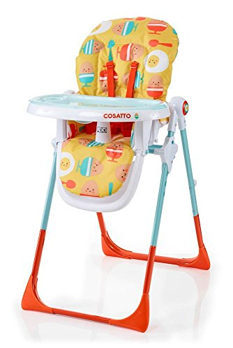 Cosatto Noodle Supa Highchair (Egg & Spoon) Best Price and Cheapest