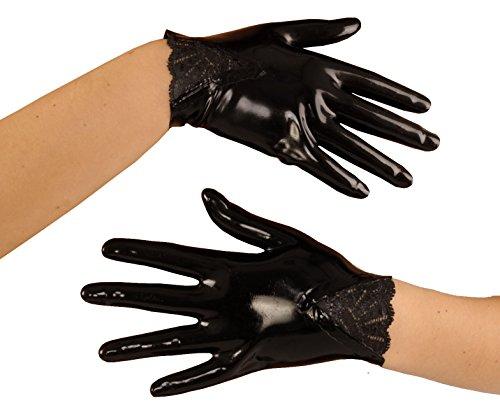 anita-berg-ab4761-latex-handschuhe-kurz-mit-spitze-rubber-gloves-s-schwarz