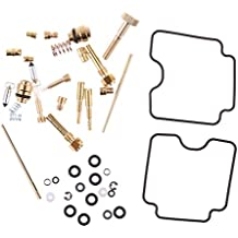 Gazechimp Carburador Kit de Reparación Repuesto para Yamaha Raptor 660 Carb Kit YFM660R 2001-2005