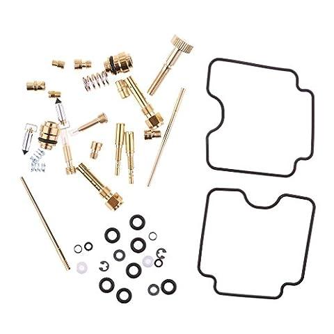 Gazechimp Kit Joints de Réparation CARBURETOR Pour Yamaha Raptor 660
