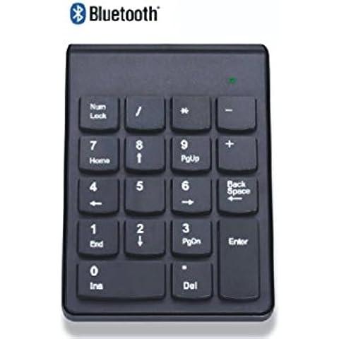 kokome 18 llaves numérico número de Pad teclado inalámbrico para portátil Desktop PC (Wireless