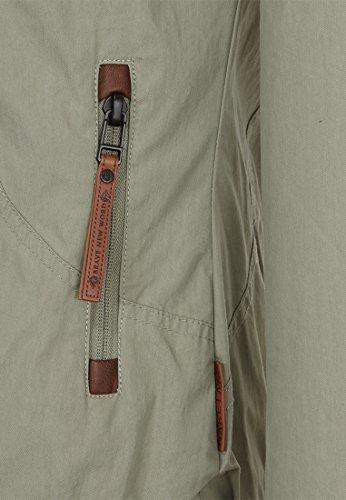 Naketano Female Jacket Kanone ist geladen II Salbei