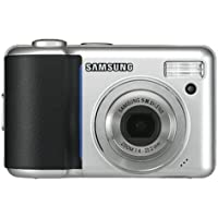 Samsung Digimax S800 8.1 Mp Digital Camera With 3x Optical Zoom (Silver)