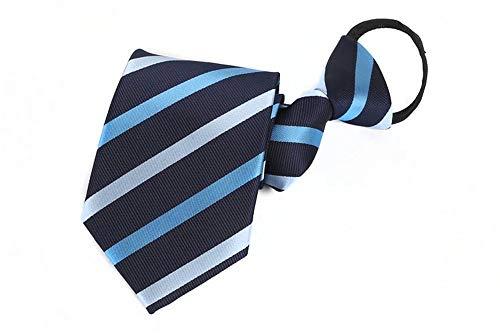 Xzwdiao Krawatten Fauler Reißverschluss Mit Reißverschluss 8Cm, Swll-12 (Bekleidung Fauler)