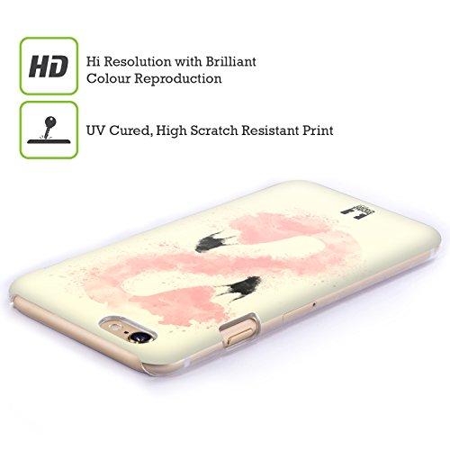 Head Case Designs Aztekisch Glam Fab Flamingo Ruckseite Hülle für Apple iPhone 6 / 6s Unendlichkeit