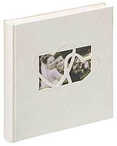 Walther UH-123 Hochzeitsalbum – Sweet Heart mit Ausstanzung zur persönlichen Gestaltung