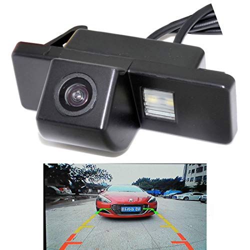 Auto Wayfeng WF® CCD Stabile Park Distanz Linie Rückfahrkamera für Nissan Juke Qashqai/Geniss/Pathfinder/X-Trail Sunny