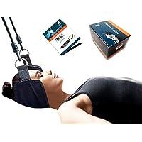 Akordience Kopf Nacken Hängematte Zu Neck Relief - Tragbar Zervikale Traktion Gerät - Nacken Massagegerät - Neck... preisvergleich bei billige-tabletten.eu