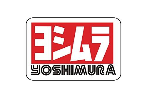 Preisvergleich Produktbild Yoshimura 163902H320 RS-9 Race Series Dual Slip-Ons - Aluminum Mufflers, Color: Natural, Material: Aluminum by Yoshimura