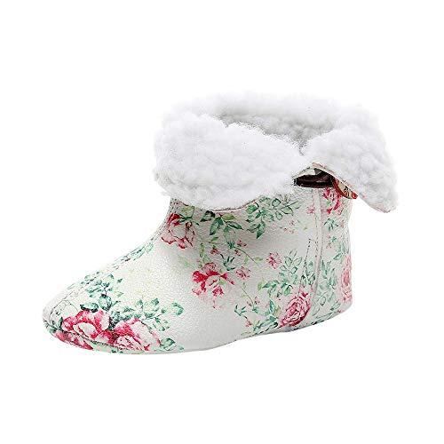 Zolimx pantofole bambina,bambino inverno cotone pantofole home morbido ragazzi ragazze antiscivolo e calde pelliccia interno ciabatte peluche casa pattini