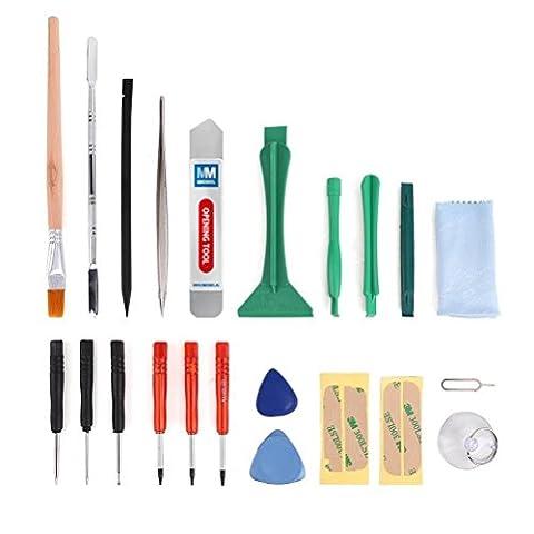 22 in 1 Reparatur Öffnungs Werkzeug Kit Schraubendreher Set Für