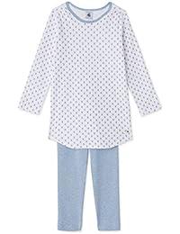 Petit Bateau Fetiche, Ensemble de Pyjama Fille