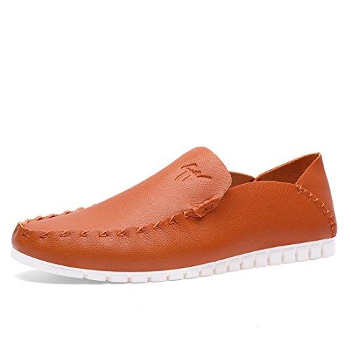 Men's Breathable Ultralight Casual Shoes Orange