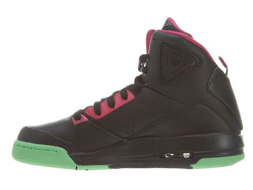 Nike Flight Lite WeiÃ? Multi Youths Trainers 3.5 Us BLACK/LT LUCID GREEN//VIVID PINK
