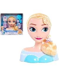 Disney Princesses - Tête à Coiffer - Elsa