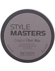 Revlon Professional Style Masters Creator Fiber Wax, 1er Pack (1 x 85 g)