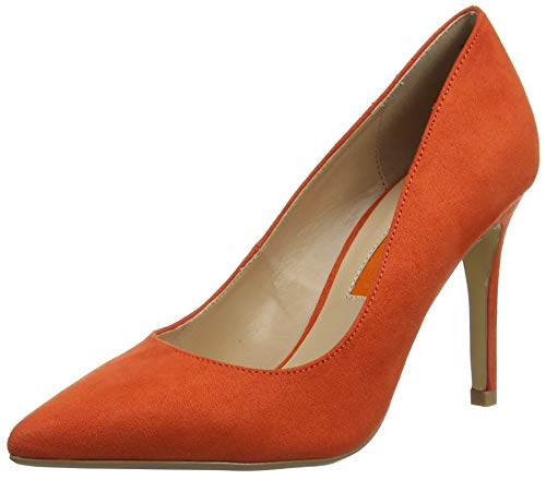 Dorothy Perkins Danielle Court, Damen Pumps, Orange (Orange 740), 38 EU (5 UK)