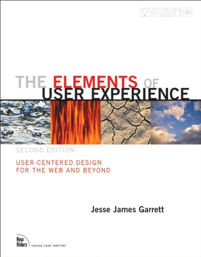 The Elements of User Experience: User-Centered Design for the Web and Beyond (Voices That Matter) por Jesse James Garrett