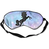 Black And White Unicorn 99% Eyeshade Blinders Sleeping Eye Patch Eye Mask Blindfold For Travel Insomnia Meditation preisvergleich bei billige-tabletten.eu