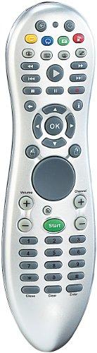 auvisio Fernbedienungen für PCs: Fernbedienung MCE mit Mausfunktion für PC & Notebook (Fernbedienung für Computer)