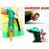 ANMSALES JL-007 Water-Gun-Spray-for-Car-Bike-Wash-Garden-Pet-etc Garden Spray Gun. Water Spray Gun Garden Spray Gun Garden Gun Washing Gun Pressure Gun Jet Washer Gun Adjustable Spray
