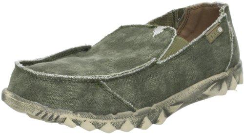 Dude Shoes Men's Farty Classic Slip On / Mule Sage Sage