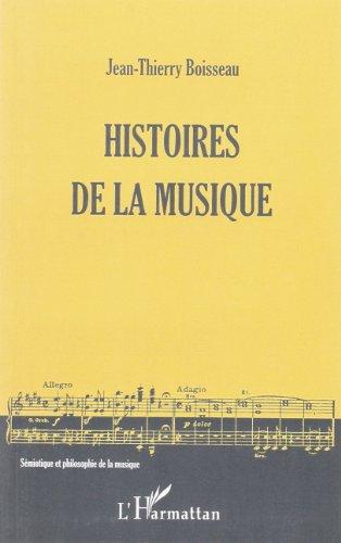 Histoires de la musique