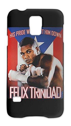 Felix Trinidad Poster Samsung Galaxy S5 Plastic Case -