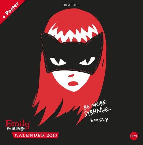 Emily the Strange Broschur 2015