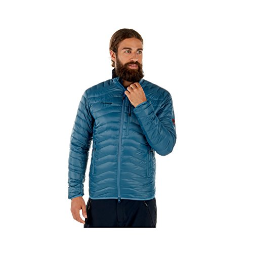Mammut Herren Jacke Broad Peak Light jacket-black, klein Orion