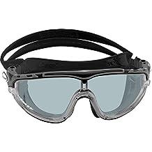 Cressi Skylight Schwimmbrille mit Antibeschlag und UV Schutz Gafas de Buceo, Unisex, Negro/