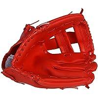 GXQ-AIJINGYU Guante de béisbol para Deportes al Aire Libre, Equipo de práctica de softbol, tamaño 11.5/12.5, Mano Izquierda para Entrenamiento de Hombre Adulto Mujer niño