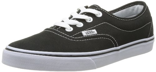 Vans U Lpe, Baskets mode mixte adulte Noir (Black/White)