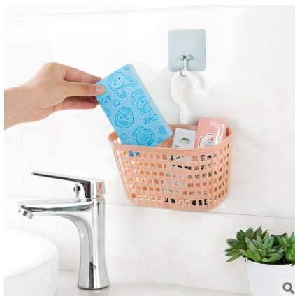 Badezimmer-Hängekorb für die Küche, Haken rose Die Rosen Küche