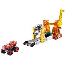 Blaze y los Monster Machines Superlooping de Acrobacias (Mattel DTK34)