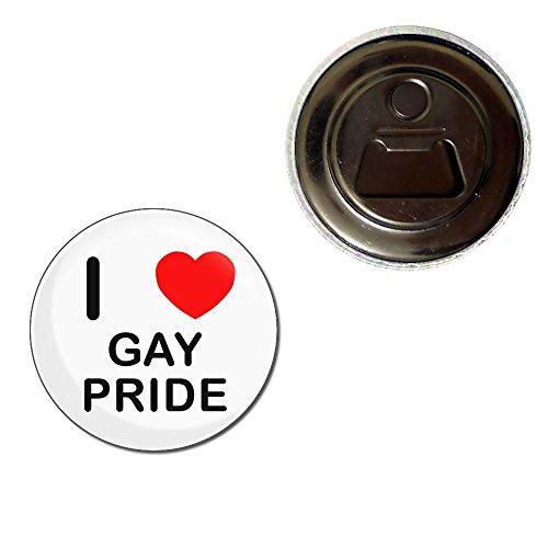 5mm Kühlschrankmagnet Flaschenöffner (Gay-pride-dekorationen)
