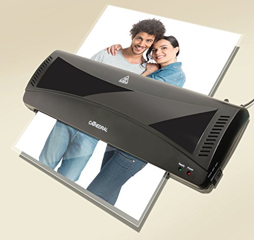 Cathedral A3 Laminator with Jam Release