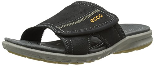 Ecco ECCO CRUISE, Herren Sport- & Outdoor Sandalen, Schwarz (BLACK02001), 40 EU (7 Herren UK)