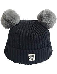 ... Berretti e cappellini   Beige. Yalatan Winter Hat Baby Warm Hat Boy  Beanie Girl Cappello da Neonato Cappello Caldo Winter Baby ccab8fd9c4a1