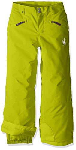 Spyder Kinder Girl's Vixen Tailored Hose, Gelb, 8