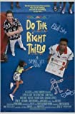 DO THE RIGHT THING - SPIKE LEE - Imported Movie Wall Poster Print - 30CM X 43CM Brand New