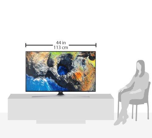 Samsung UE49MU6179 123 cm (49 Zoll) 4k Fernseher - 6